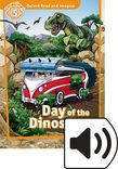 Oxford Read And Imagine Level 5 Day Of The Dinosaurs Audio Pack