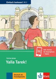 Yalla Tarek! Buch + Online-Angebot