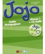 Jojo 1 Teacher's Guide + Audio CD