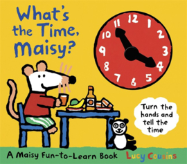 What's The Time, Maisy? (Lucy Cousins)