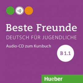 Beste Freunde B1/1 Audio-CD bij het Studentenboek