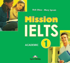 Mission Ielts 1 Academic Class Cds (set Of 2)
