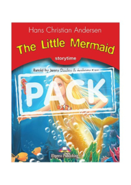 The Little Mermaid Pupil's Book With Digi-book Application