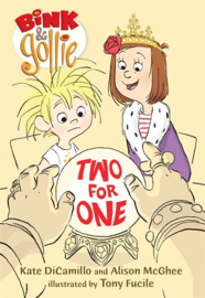 Bink And Gollie: Two For One (Kate DiCamillo and Alison McGhee, Tony Fucile)