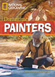 Footprint Reading Library 800: Dreamtime Painters Book With Multi-rom (x1)