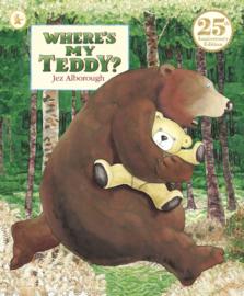 Where's My Teddy? 25th Anniversary Edition (Jez Alborough)
