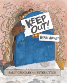 Keep Out! : Lift-the-Flap Book