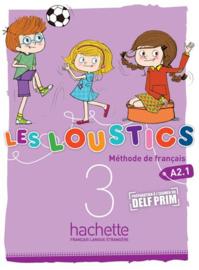 Les loustics 3 A2.1 - Livre de l'élève
