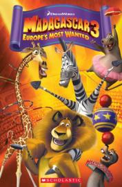 Madagascar 3 + audio-cd (Level 3)