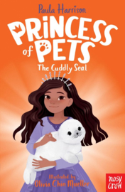 Princess of Pets: The Cuddly Seal (Paperback)