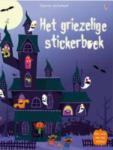 Het griezelige stickerboek (Fiona Watte)