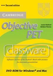 Objective PET Second edition Presentation Plus DVD-ROM