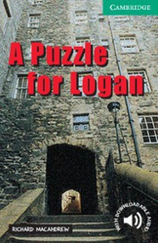 A Puzzle for Logan: Paperback