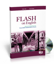 Flash On English Pre-intermediate - Tb + Test Resource + Class Audio Cds + Cd-rom