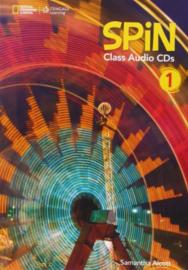 Spin 1 Class Audio Cds