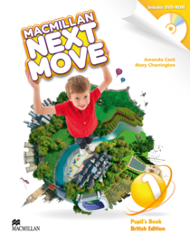 Macmillan Next Move Level 1 Pupil's Book Pack