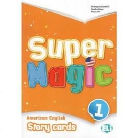 Super Magic 1 Story Cards