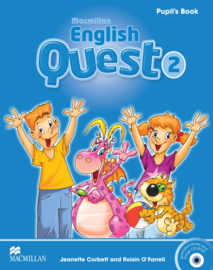 Macmillan English Quest Level 2 Pupil's Book Pack