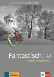 Fantastisch! A1 Lerarenboek met CD en DVD