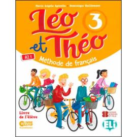 Léo et Théo 3 - Students Book + downloadable Student's Digital Book
