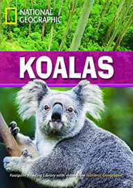 Footprint Reading Library 2600: Koalas Book With Multi-rom (x1)