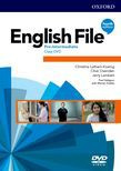 English File Pre-intermediate Class Dvds