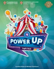 Power Up Level4 Pupil's Book
