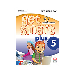 Get Smart Plus 5 Workbook British Edition