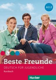 Beste Freunde A2/2 Studentenboek