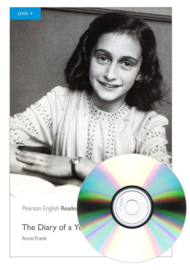The Diary of a Young Girl Book & CD Pack