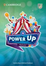 Power Up Level4 Flashcards