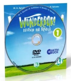 Wunderbar! 1 - Class Digital Book - Dvd