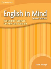 English in Mind Second edition StarterLevel Testmaker Audio CD/CD-ROM