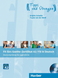 Fit fürs Goethe-Zertifikat A2 / Fit in Deutsch Leerboek met Audio-CD