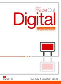 Inside Out New Pre-intermediate  Digital Multiple user