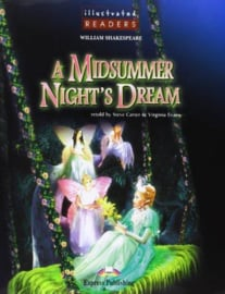A Midsummer Night's Dream Illustrated With Cd