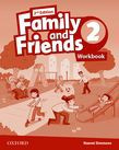 Family And Friends Level 2 Workbook