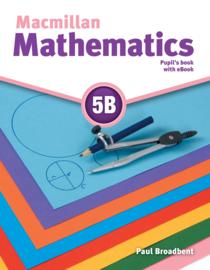 Macmillan Mathematics Level 5 Pupil's Book + eBook Pack B