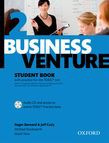 Business Venture 2 Pre-intermediate Student's Book Pack (student's Book + Cd)