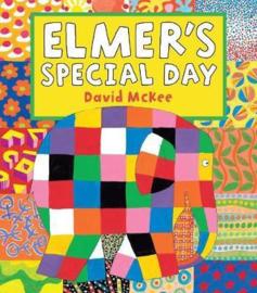Elmer's Special Day (David McKee) Paperback / softback