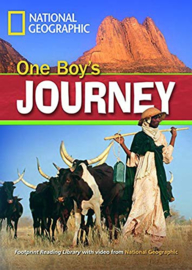 Footprint Reading Library 1300: One Boys Journey with Multi-rom (x1)
