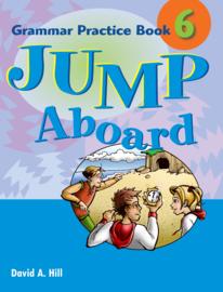 Jump Aboard Level 6 Grammar Practice Book