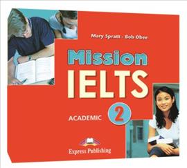 Mission Ielts 2 Academic Class Cds (set Of 2)