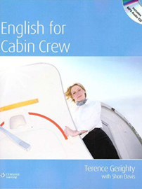 Cabin Crew English Student's Book with Audio Cd (x1)