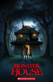Monster House + audio-cd