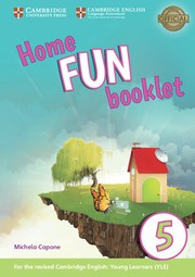 Storyfun for Starters, Movers and Flyers Second edition 5 Home Fun Booklet