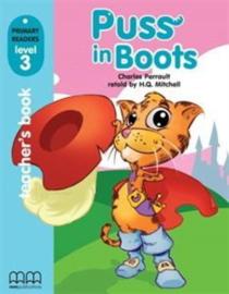 Puss In Boots Teacher's Book