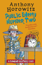 The Diamond Brothers In Public Enemy Number Two (Anthony Horowitz)