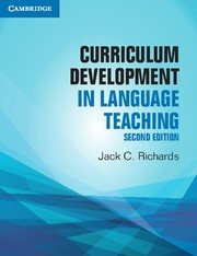 Curriculum Development in Language Teaching Second edition Paperback