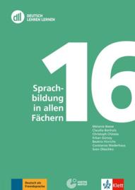DLL 16: Sprachbildung in allen Fächern Buch met DVD